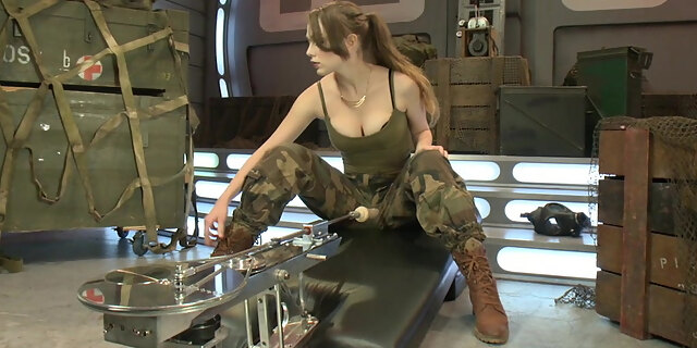 army,blonde,brutal,cute,dildo,doggystyle,fucking,hardcore,legs,masturbating,skinny,solo,spreading,toys,uniform,white,young,