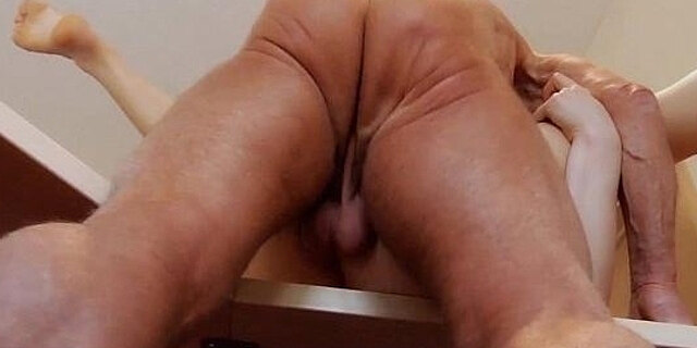 big cock,boss,cumshot,double blowjob,fucking,mouth,oldy,secretary,young,
