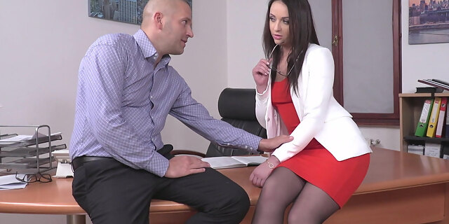 anal,ass,ass to mouth,asshole,brunette,car,cum,cum in mouth,european,hardcore,heels,lingerie,naughty,office,riding,russian,secretary,sex,shaved,stocking,table,white,young,