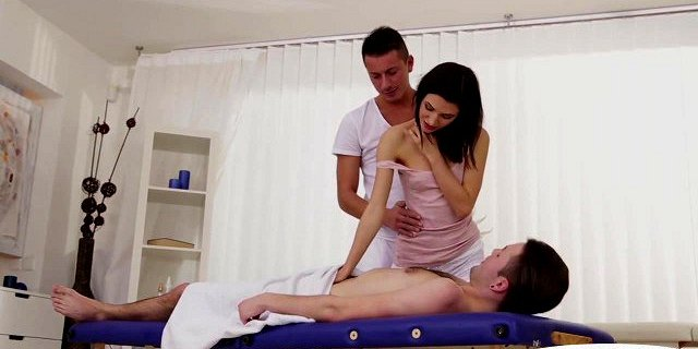 bisexual,masseuse,