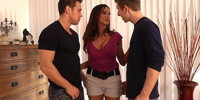 anal,ariella ferrera,blowjob,brunette,cougar,cumshot,cute,doggystyle,facial,fucking,group,hairy,hardcore,johnny castle,milf,old young,pornstar,sex,threesome,tits,young,