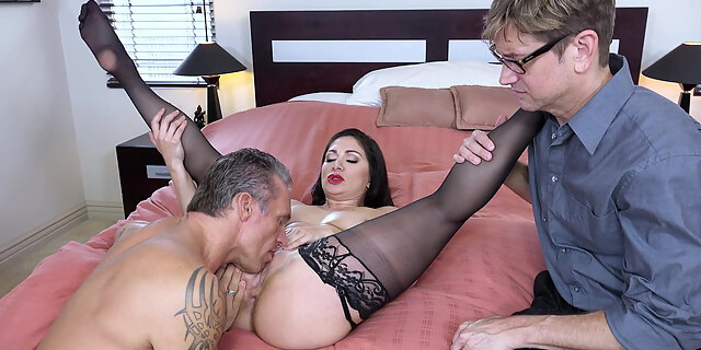 bed,blowjob,brunette,cuckold,doggystyle,european,fucking,hardcore,housewife,husband,lea lexis,licking,lingerie,marcus london,natural tits,nature,pornstar,riding,romanian,sex,stocking,tits,watching,white,wife,young,