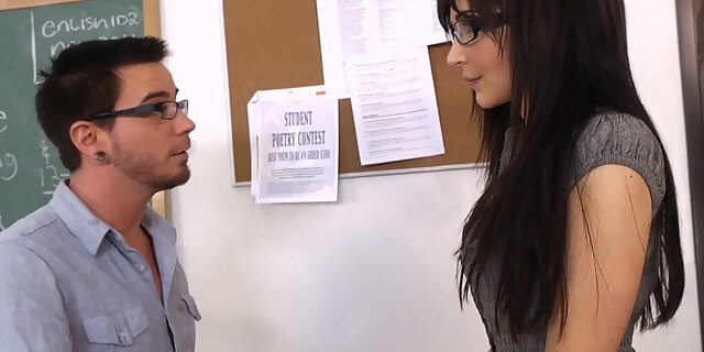 american,blowjob,brunette,classy,cumshot,desk,diana prince,facial,glasses,hardcore,heels,legs,milf,office,old young,pornstar,riding,sex,skinny,stocking,table,tall,teacher,white,