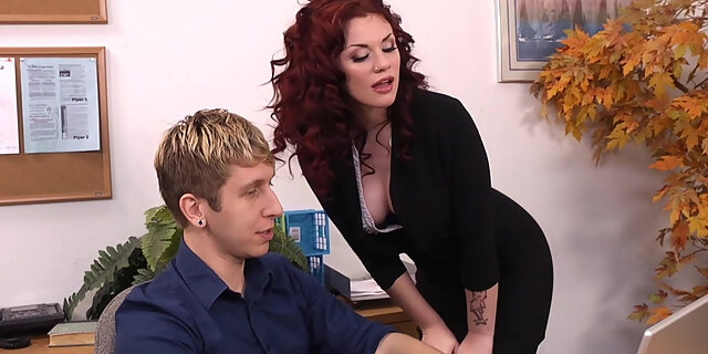american,andy san dimas,babe,beauty,cumshot,cute,desk,doggystyle,facial,flirting,gorgeous,hardcore,heels,lady,lingerie,milf,office,pornstar,redhead,secretary,stocking,table,white,young,
