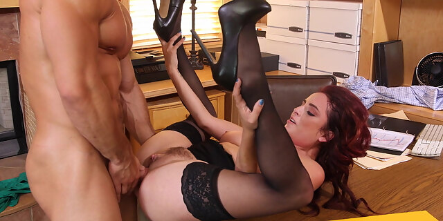american,big clit,brunette,clothed,cum,cute,desk,hairy,hardcore,heels,johnny castle,legs,lingerie,north,office,penetrating,pornstar,pussy,redhead,riding,sex,skirt,spreading,stocking,table,titjob,tits,white,young,