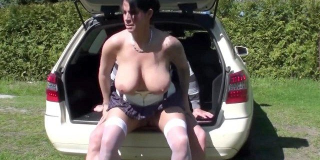 bitch,fucking,lady,outdoor,