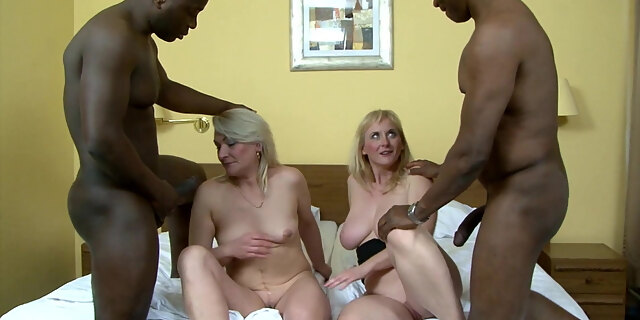 anal,ass to mouth,bed,blonde,blowjob,cum,cumshot,double penetration,dp,facial,foursome,group,hardcore,interracial,milf,sex,tits,